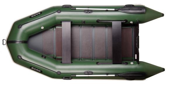 Моторная надувная пвх лодка Bark BT-330