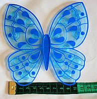 Яркая бабочка мини коврик, фото 1