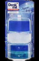 Denkmit WC-Duftspüler Aqua-Trio - Ароматизированный подвесной блок для туалета Аква Трио, 3 шт