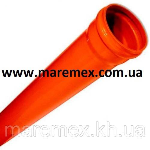 Труба ПВХ 110х1000м (3.2) - Мпласт