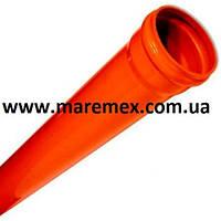 Труба ПВХ 110х1000м (3.2) - Мпласт, фото 1