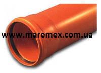Труба ПВХ 200х1000м (3.9) - Мпласт