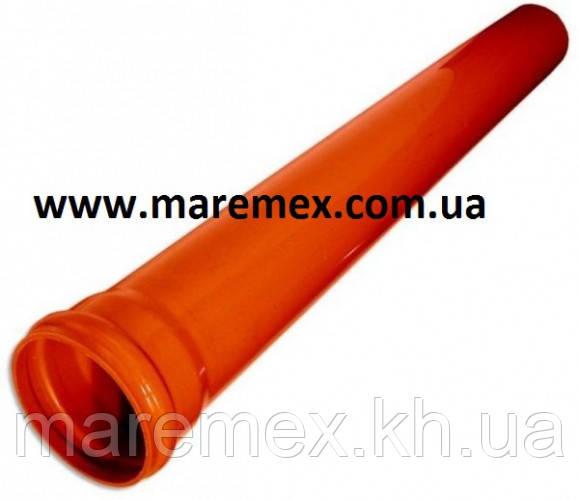 Труба ПВХ 200х2000м (3.9) - Мпласт