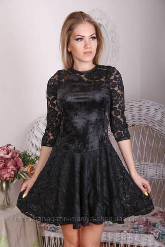 Платье женское змейка