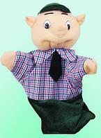 Мальчик с галстуком-Кукольный театр