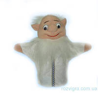 Дедушка-Кукольный театр