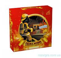 Настольная игра «Пожарник»
