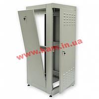 """Шкаф 19"""" 24U, 610 х 675 мм (Ш*Г), серый (UA-MGSE2466MG)"""