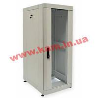 """Шкаф 19"""" 28U, 610 х 865 мм (Ш*Г), серый (UA-MGSE2868MG)"""