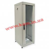 """Шкаф 19"""" 42U, 610х675 мм (Ш*Г), усиленный, серый (UA-MGSE4266MG)"""