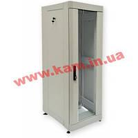 """Шкаф 19"""" 42U, 610х865 мм (Ш*Г), усиленный, серый (UA-MGSE4268MG)"""