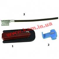 Комплект розгалудження для муфт SCX/ GSC 43/ 8-68/ 15 (3-finger-clamp), Corning (S46896-A1-R33)