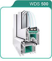 Окно из профиля WDS 500
