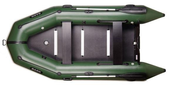 Килевая надувная пвх лодка Bark BT-330 S