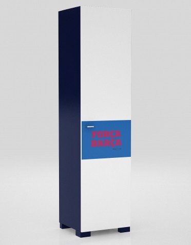 Шкаф YO 50 правый Barcelona club