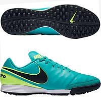 Сороконожки Nike Tiempo Genio Leather II TF
