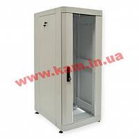 """Шкаф 19"""" 24U, 610 х 865 мм (Ш*Г), серый (UA-MGSE2468MG)"""