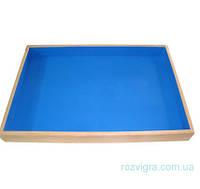 Юнгианская песочница для мокрого песка (фанера)