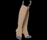 Компрессионные гольфы (открытый носок) ІІ класс компрессии, бежевые ReMED