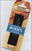Иглы для пэчворка Bohin Textil Smart Needle Assotment