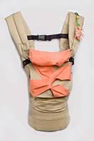 Эрго рюкзак My baby - Коралловая фантазия