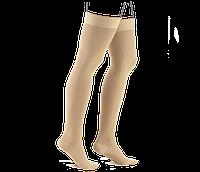 Компрессионные чулки (закрытый носок) І класс компрессии, бежевые ReMED