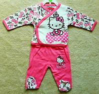 Пижама для девочек Hello Kitty 0-24 мес. 0/3