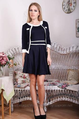 Платье женское + жакет