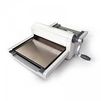 Машинка для тиснения и вырезания - Sizzix Big Shot Pro Machine Only (White & Gray) w/Standard Accessories, 660