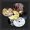 Нанесение изображения на CD диски 700 Мб.