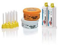ELITE HD+ SPECIAL PACK NORMAL, A-силікон, 500мл база, корегуюча 2*50 мл, 12 жовтих змішувальних насадок, 12 ін