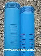 Фільтр металевий для свердловин 125/3м(L-фільтра 2,5 м) - Інсталпласт-ХВ