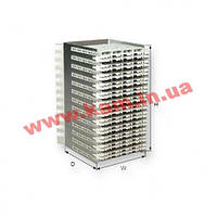 Цифровой блок серии 5000, 48 экран. пар (abs), с экранирующей пластиной, кат. 5, (S30264-D1019-V120)