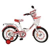 Детский двухколесный велосипед Profi 16 дюймов Ukraine P1659 UK-2