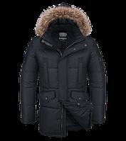 Куртка Braggart с опушкой