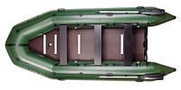 Килевая надувная пвх лодка Bark BT-420 S