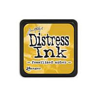 Чернила Distress mini - Fossilized Amber, TDP46783