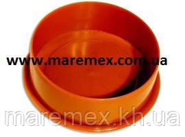 Заглушка для труб зовнішньої каналізації Пвх 160 (40) - Мпласт