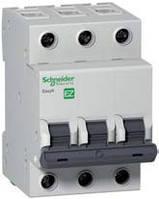 Автоматический выключатель SCHNEIDER EZ9 3P 32A C, EZ9F34332