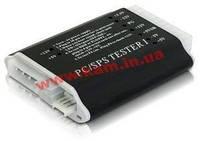 Инструмент измерительный, Тестер ATX/ BTX/ ITX/ Molex/ 4pin.,HQ,чорний (62.04.6577-5)