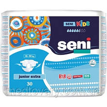 """Підгузки для дітей """"Seni"""" Seni Kids junior (extra) №30"""
