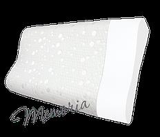 Ортопедическая подушка с эффектом памяти (форма легкой волны) Memoria 495 x 330 x 110 мм