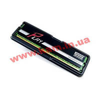 Оперативная память DDR3, 4Gb, 1600MHz, DIMM, GoodRam Play Black (GY1600D364L9S/4G)