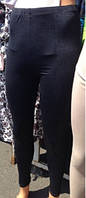Женские лосины, леггинсы ( цвет черный)