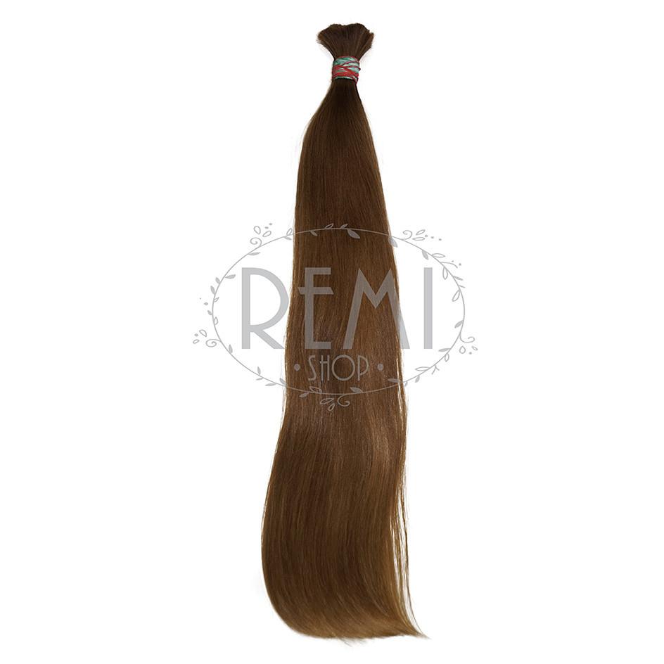 Зріз слов'янських волосся 70 див. Незабарвлені