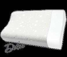 Ортопедическая подушка с эффектом памяти (форма волны) Dolce 500 x 350 x 108 мм