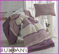 Постельное белье ручной работы Buldans Burumcuk лиловый