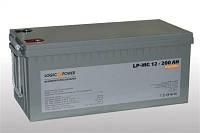 Аккумулятор мультигелевый 12V 200Ah LogicPower LP-MG 12-200