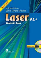 Laser A1+ Third Edition Student's Book and CD ROM Pack (учебник с диском 3-е издание)
