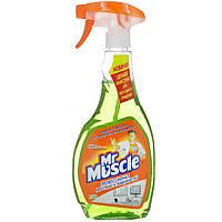 Средство для стекол Mr Muscle 500 мл Лайм